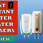 7 Best Instant Water Geyser Under Rs 3000 In India 2021